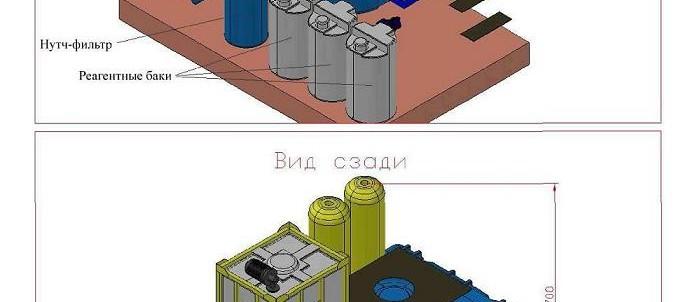 сорбционный и реагентный метод очистки стоков