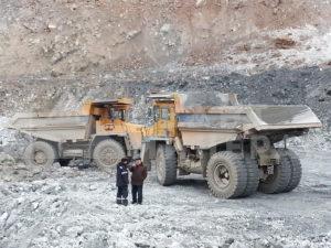 Корбалихинский рудник.