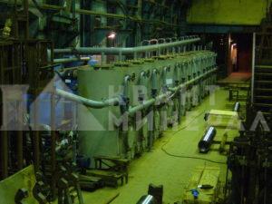 Очистные сооружения гальваностоков