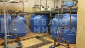 Очистные сооружения сточных вод гальванического производства