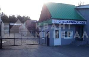Промышленные очистные сооружения – Спецавтоматика (Бийск)