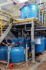 очистки воды от металлов