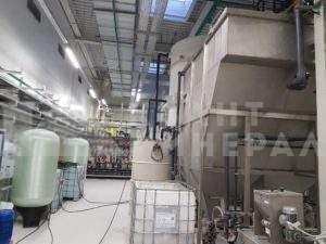 очистка сточных вод от металлов