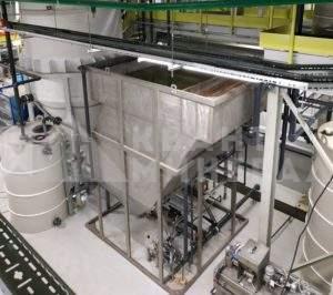 очистка воды от ионов тяжелых металлов